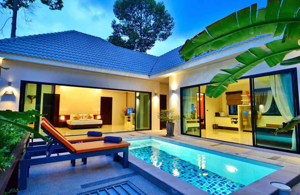 2 Bed Room Pool Villa 1