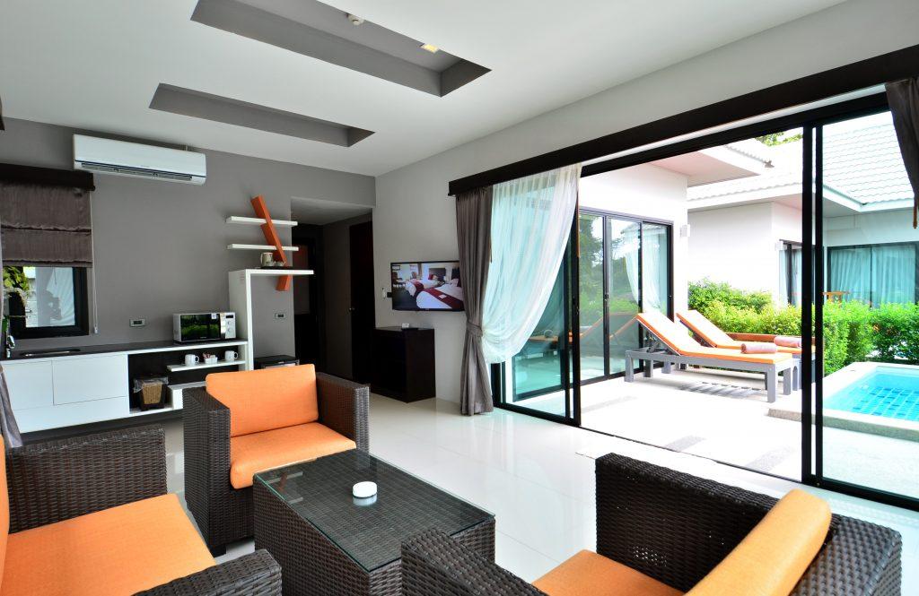 Deluxe Suite Pool Villa 18