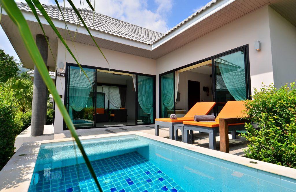 Deluxe Suite Pool Villa 2