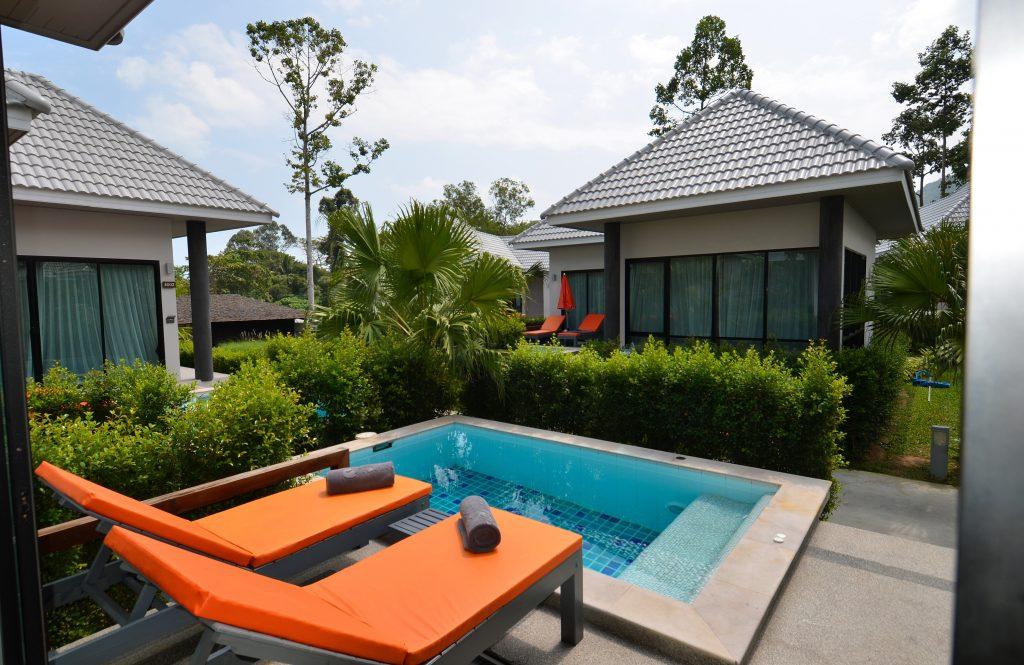 Deluxe Suite Pool Villa 26