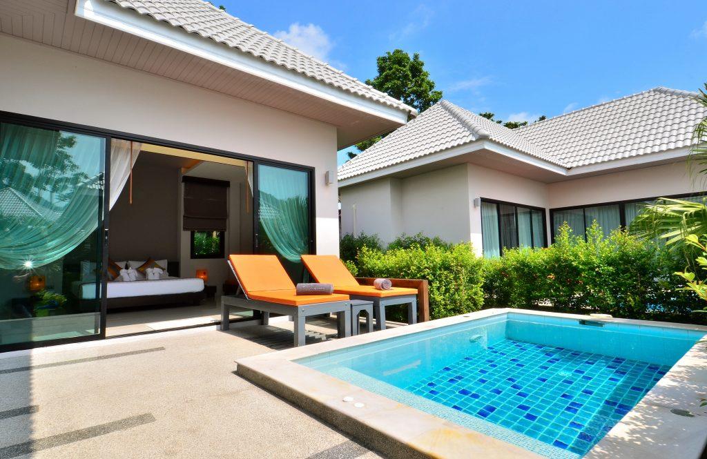 Deluxe Suite Pool Villa 5